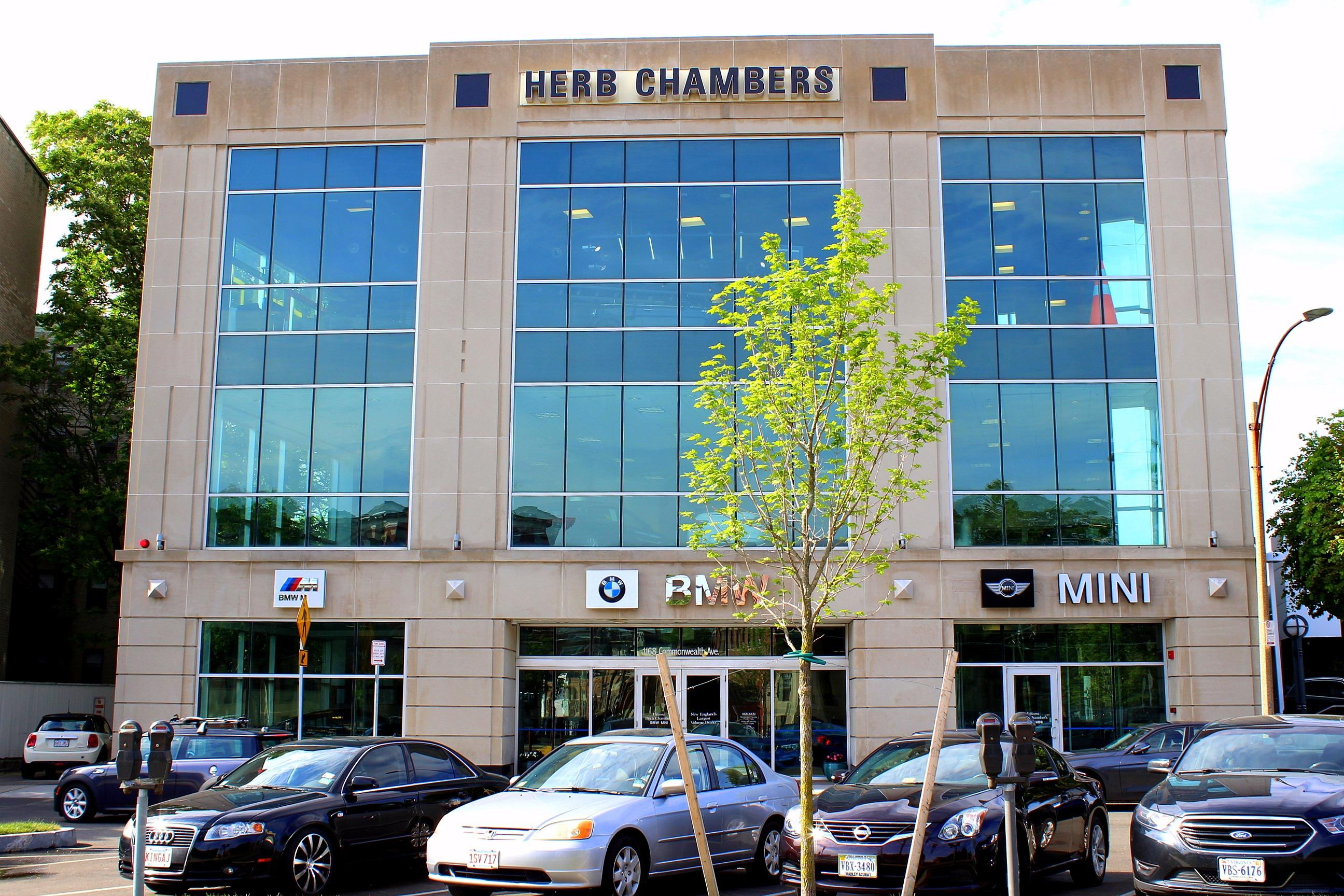 herb chambers bmw of boston 1168 commonwealth ave boston, ma auto