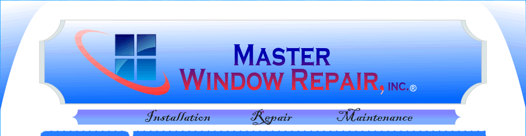 Master Window Repair image 0