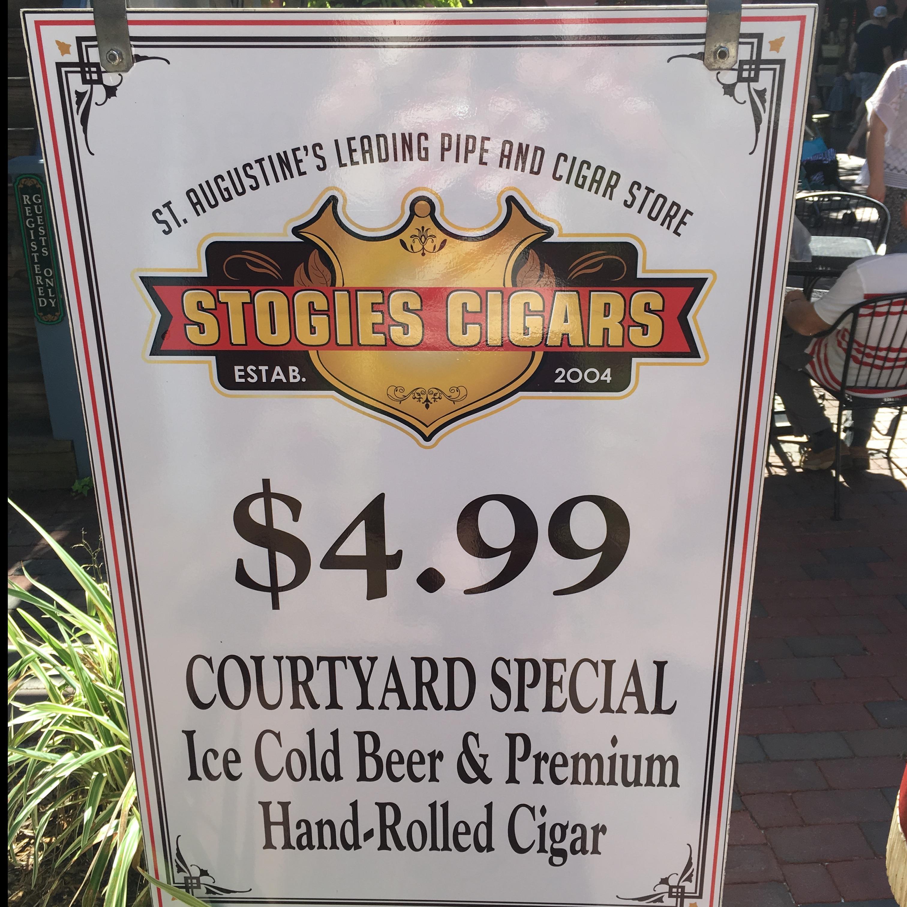 Stogies Smoke Shop