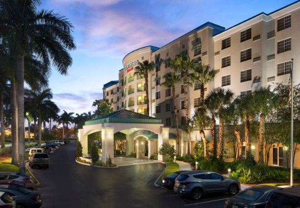 Courtyard Marriott Fort Lauderdale Dania Beach
