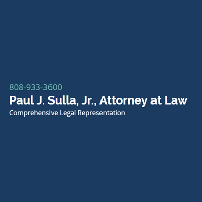 Paul J. Sulla, Jr., Attorney At Law