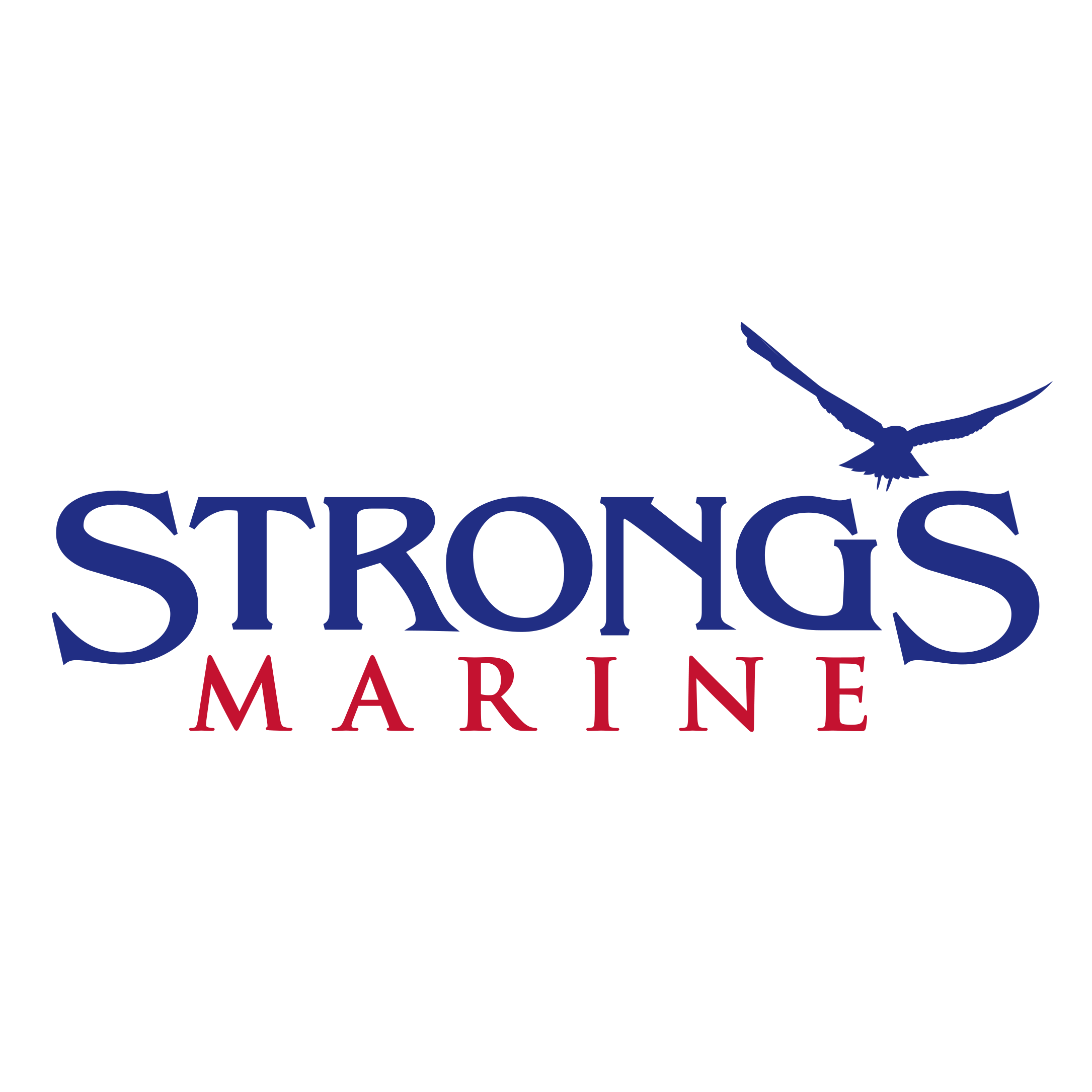 Strong's Marine at Grover's