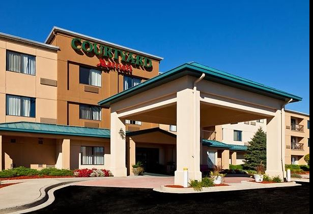 Courtyard by Marriott Chicago Southeast/Hammond, IN image 0