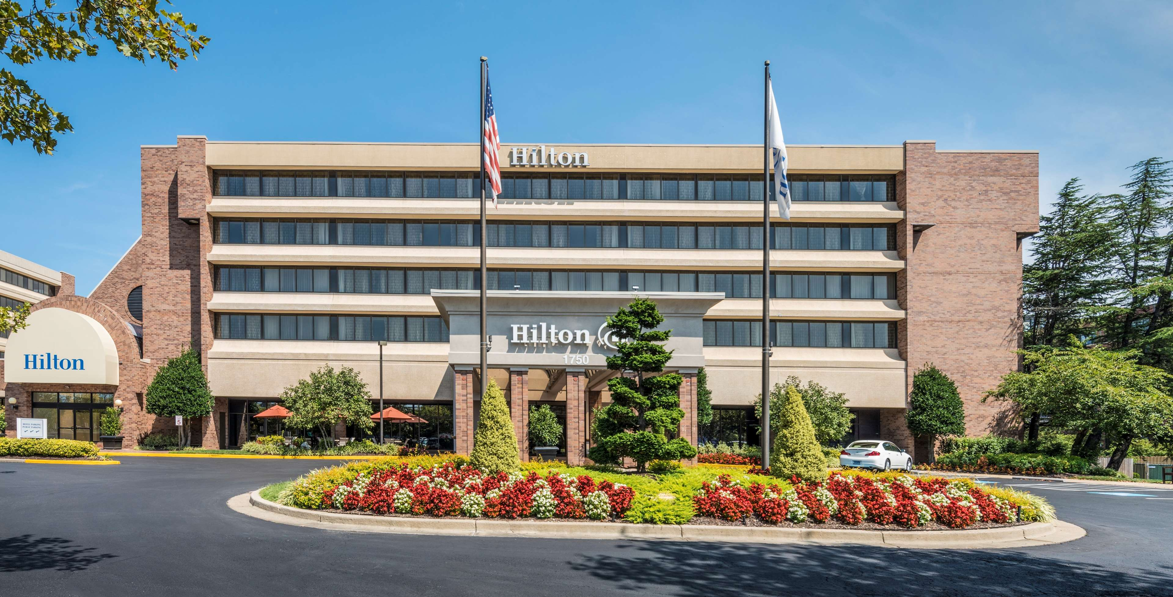 Hilton Washington DC/Rockville Hotel & Executive Meeting Ctr image 1