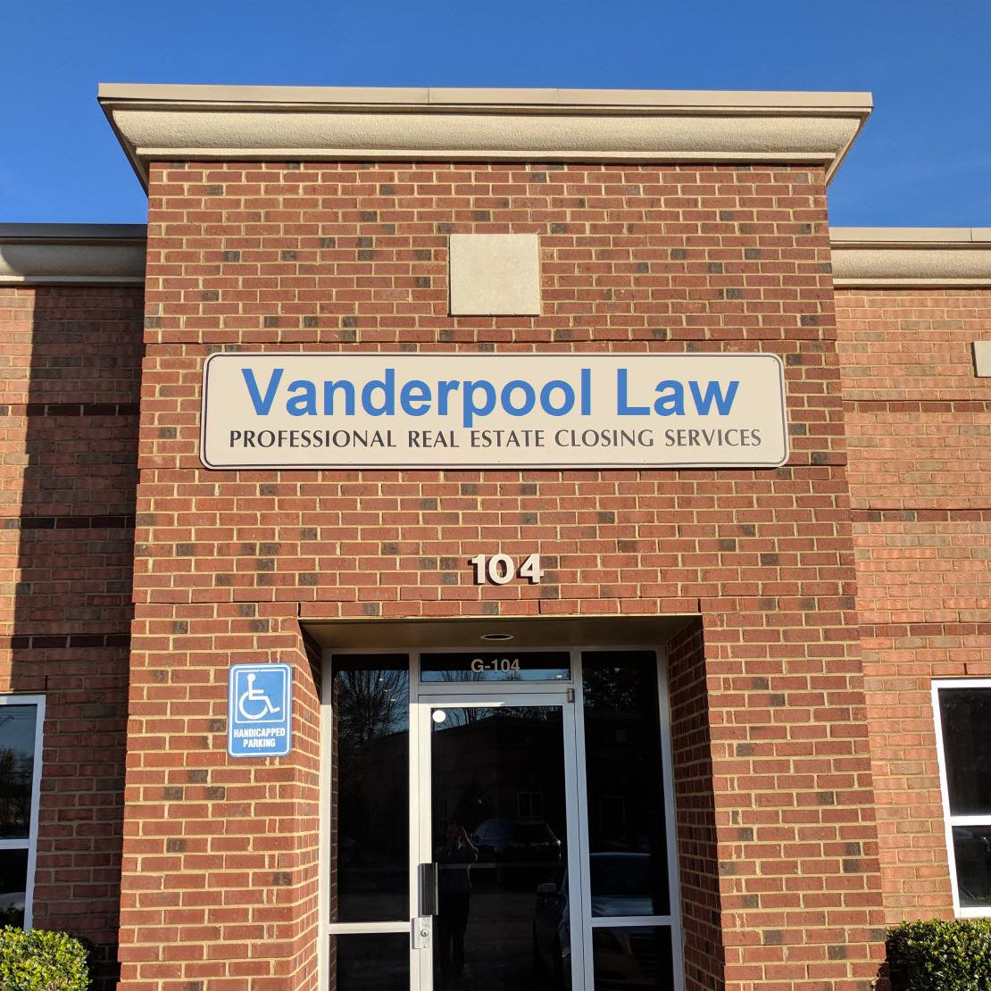 Vanderpool Law image 1