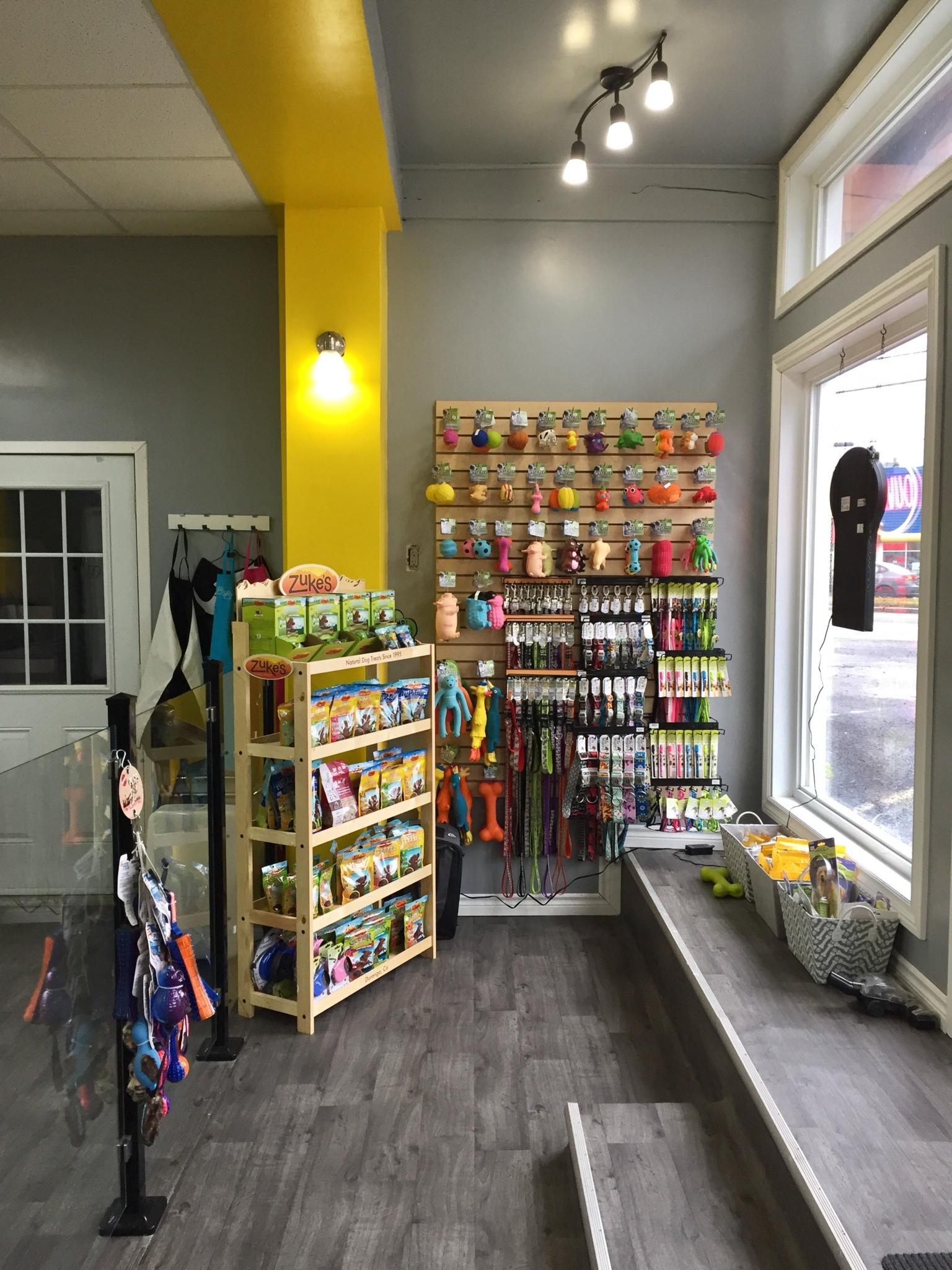 Salon Patte de Peluche Inc in Québec