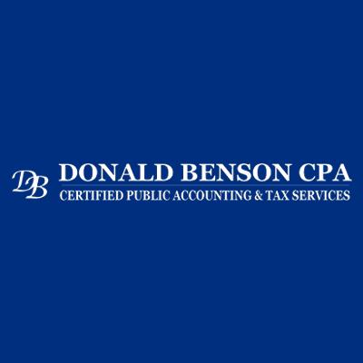 Donald Benson Cpa
