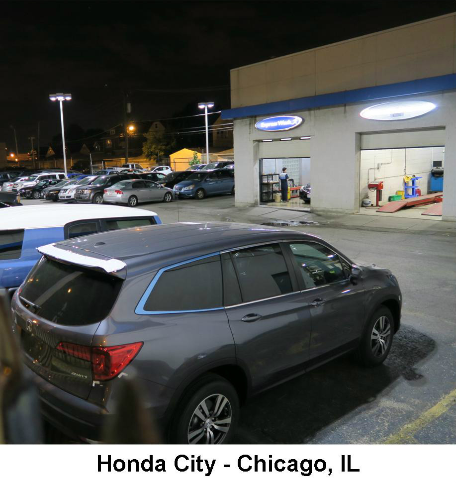 Honda City Chicago image 1