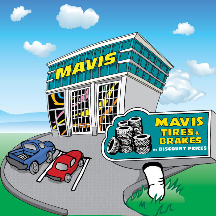 Mavis Tires & Brakes in Joliet, IL, photo #2