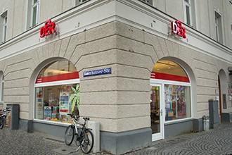 DER Deutsches Reisebüro, Münchner Freiheit 6 in München