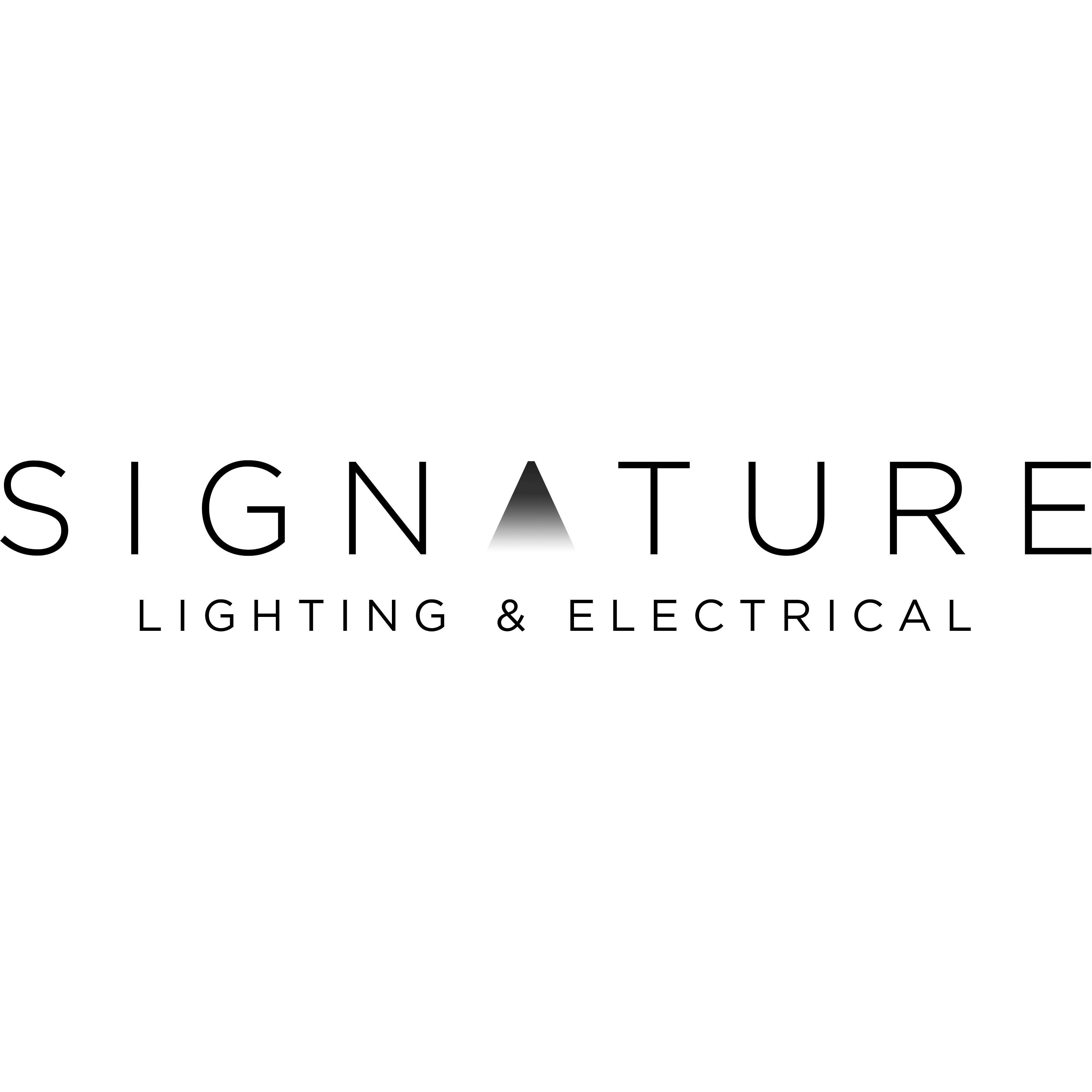Signature Lighting Specialists
