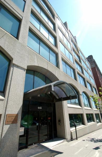 Barreau du Québec à Montréal: Maison du Barreau