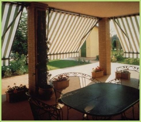 Centro della tenda sas tende tendaggi tessuti d for Centro tendaggi arredamento