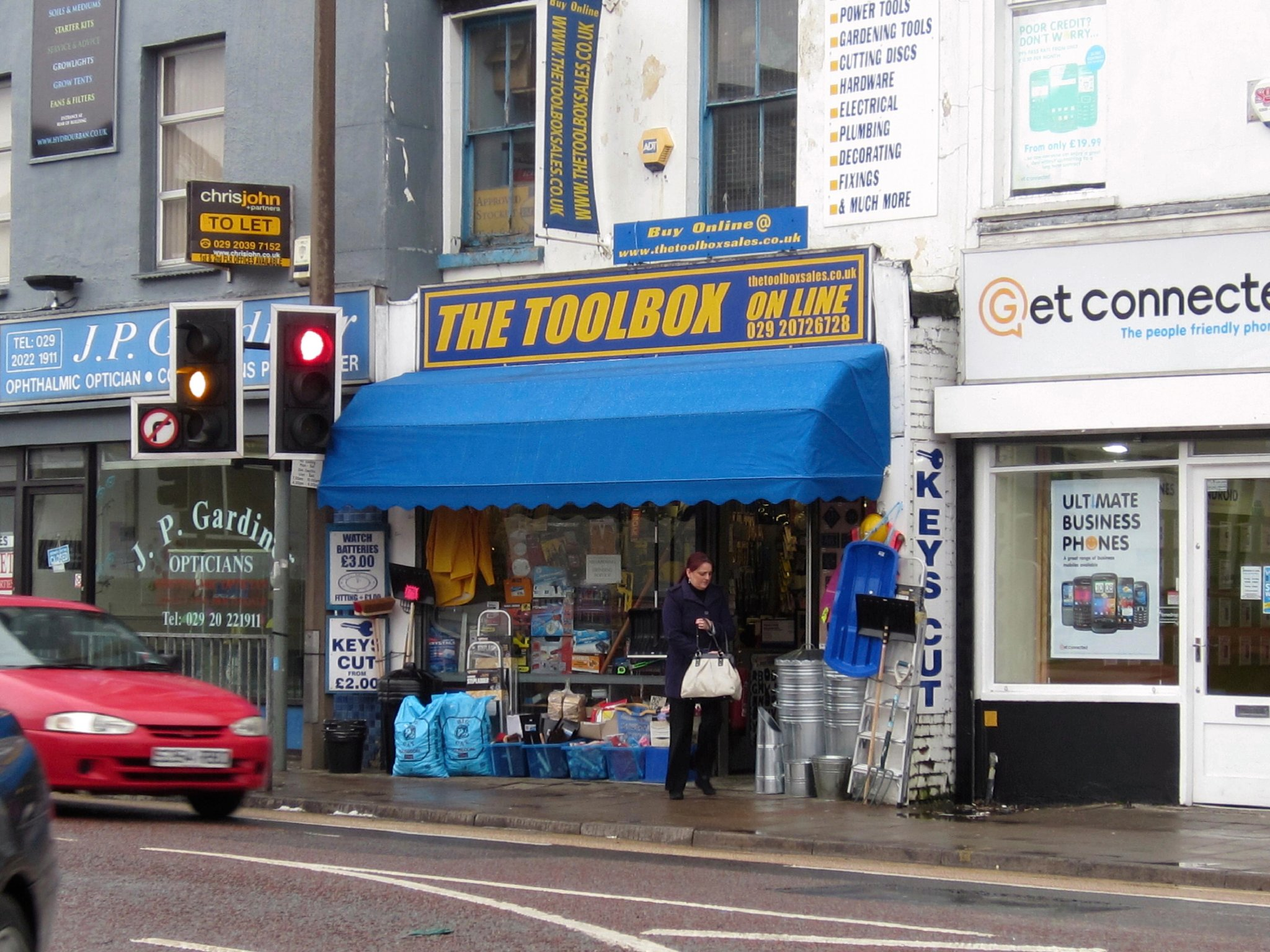 The Toolbox - Clothing Retailers in Cardiff CF11 9NE - 192.com
