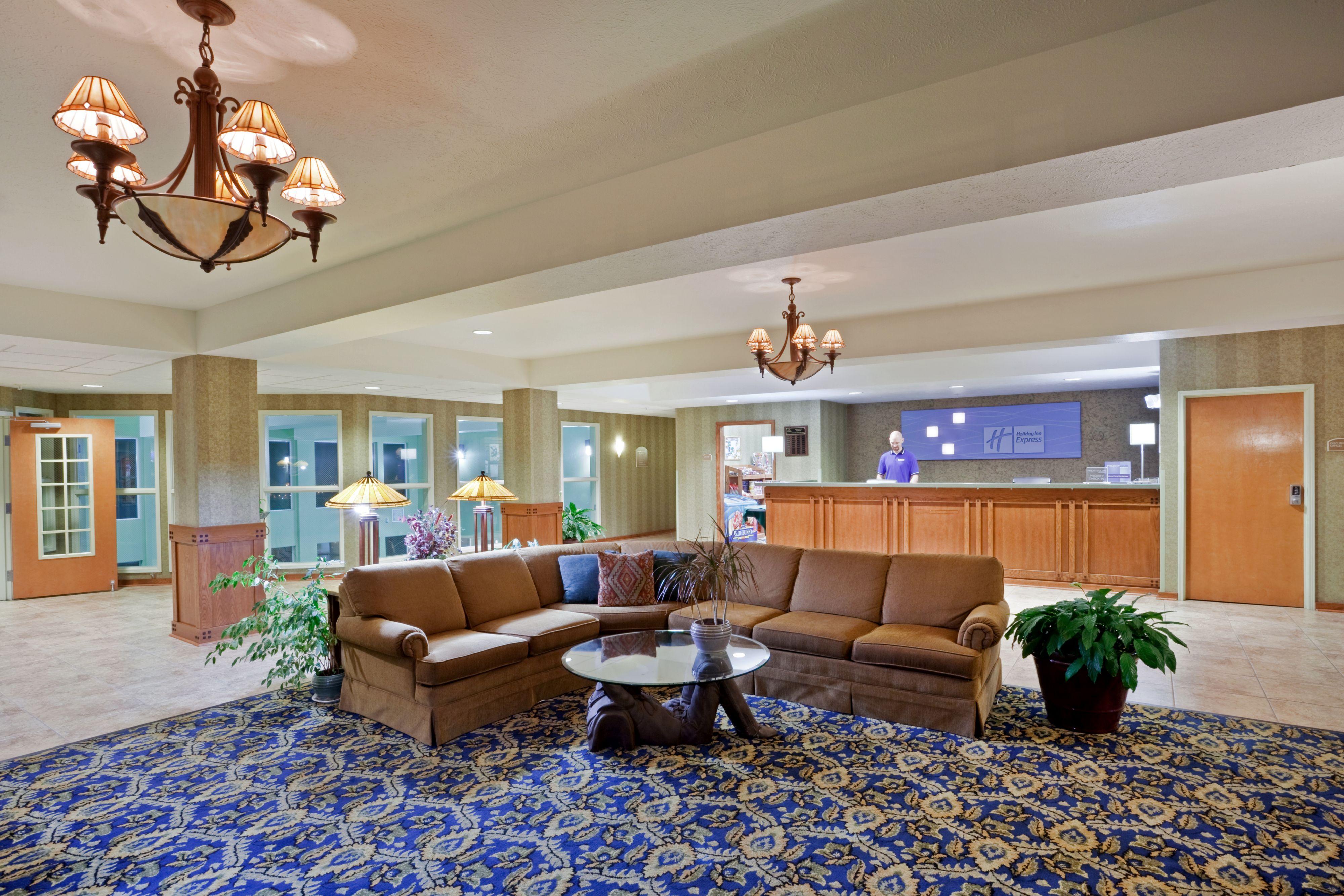Holiday Inn Express Lewiston image 3