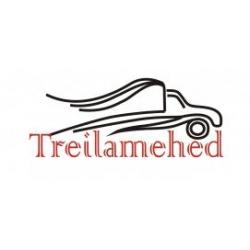 Treilamehed puksiir- ja autoabi logo