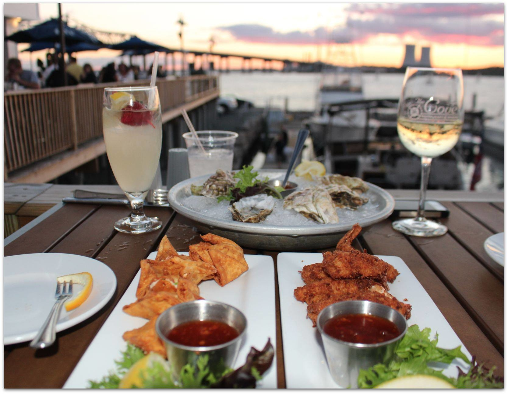 The Cove Restaurant & Marina image 1