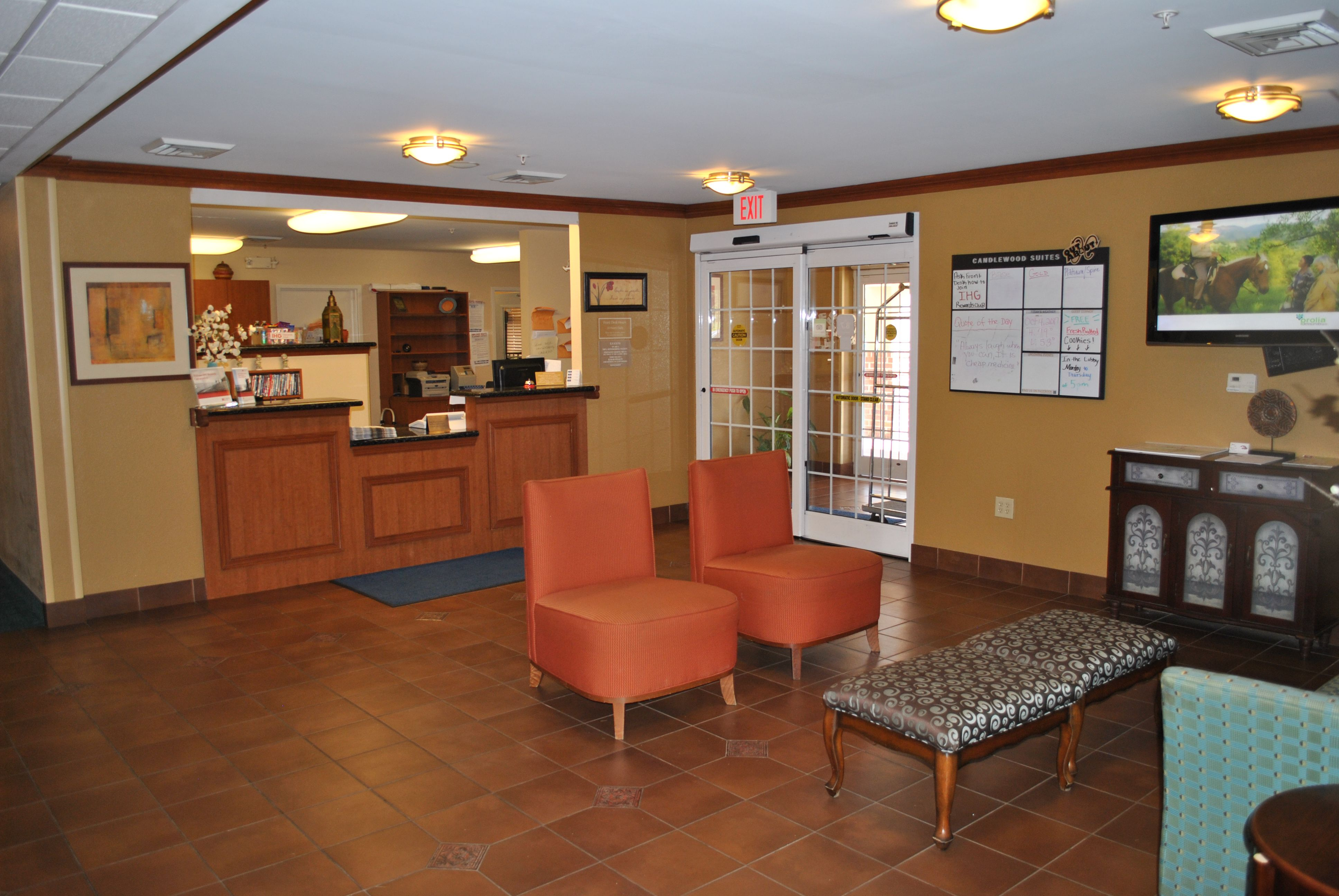 Candlewood Suites Colonial Heights Ft Lee Hotel Va 23834