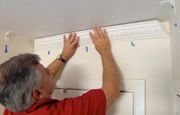Crown Molding Service