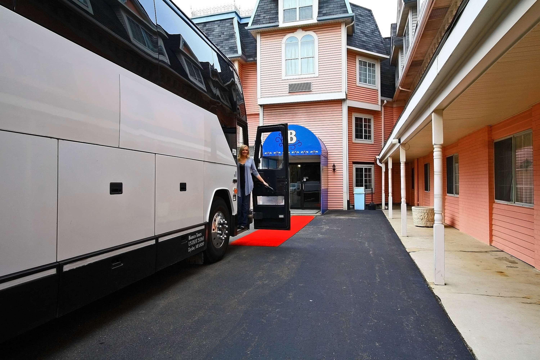 Best Western Greenfield Inn In Allen Park Mi 313 271 1