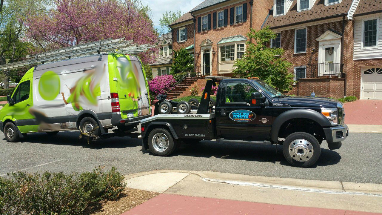 Triple Time Towing image 11