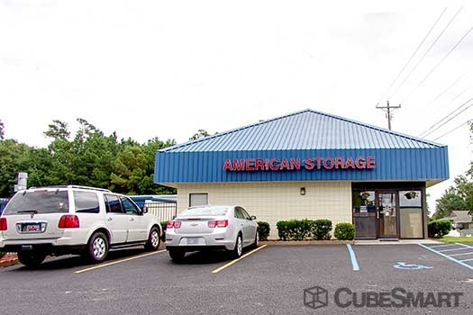 Cubesmart Self Storage In North Charleston Sc 29418