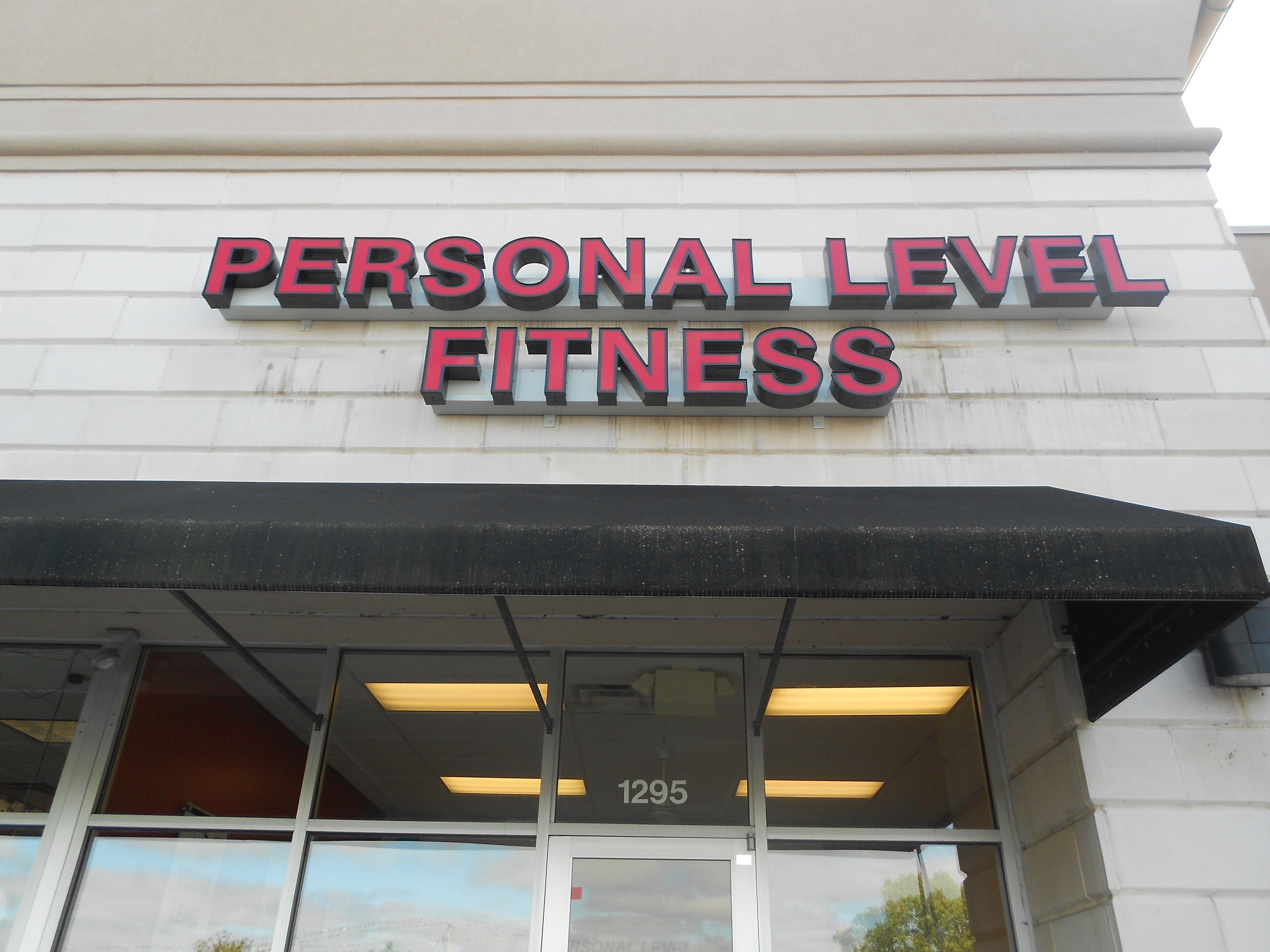 Personal Level Fitness image 4