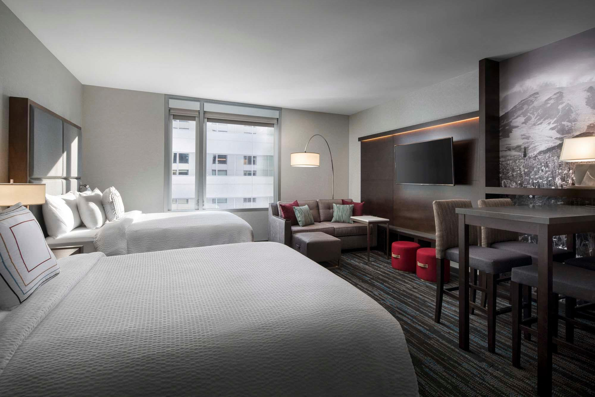 Residence Inn by Marriott Seattle Downtown/Convention Center image 3