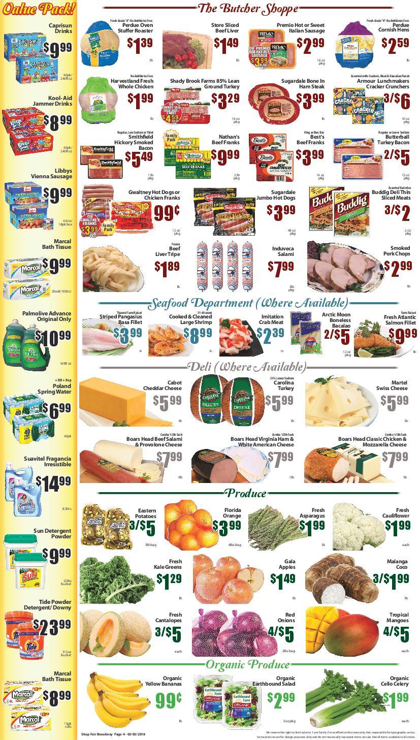 Shop Fair Supermarket of Broadway image 3