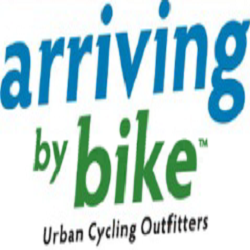 Arriving By Bike