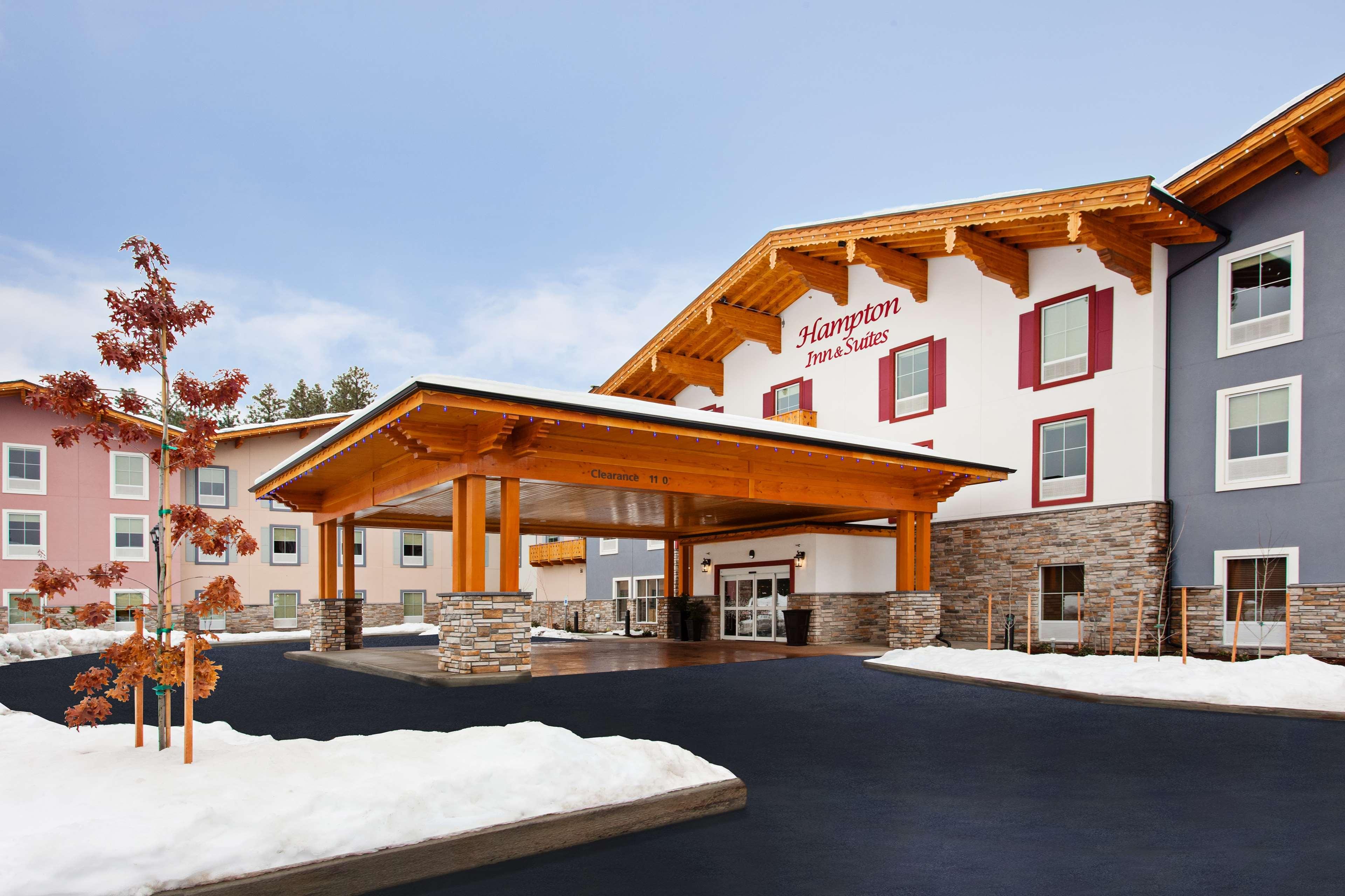 Hampton Inn & Suites Leavenworth image 0