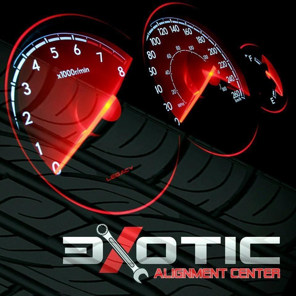 Exotic Alignment Center