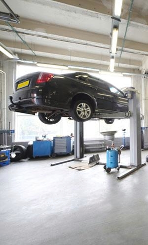 Stallings Lane Motors Ltd Motor Vehicle Mechanics In