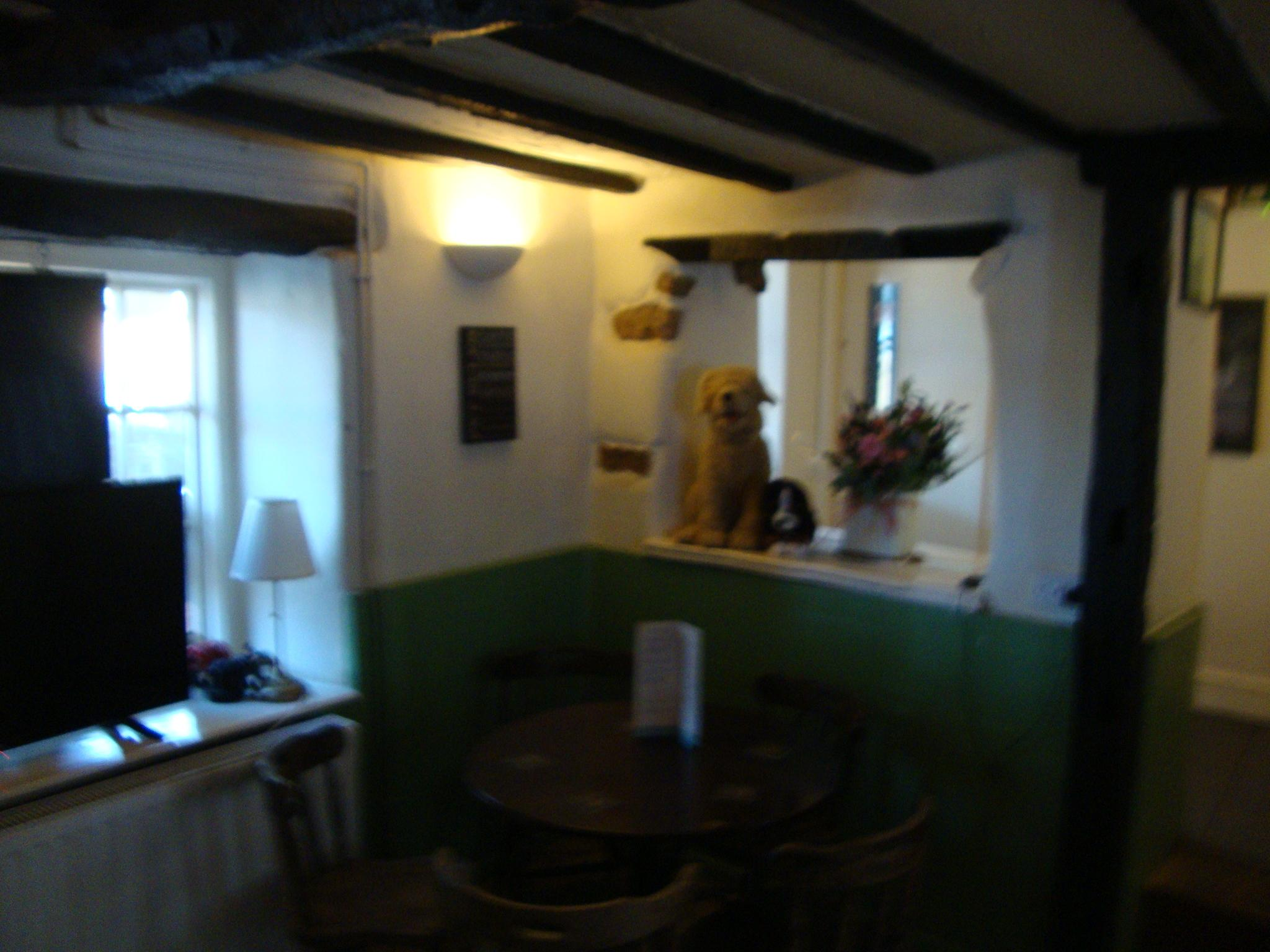 The White Lion At Wicken