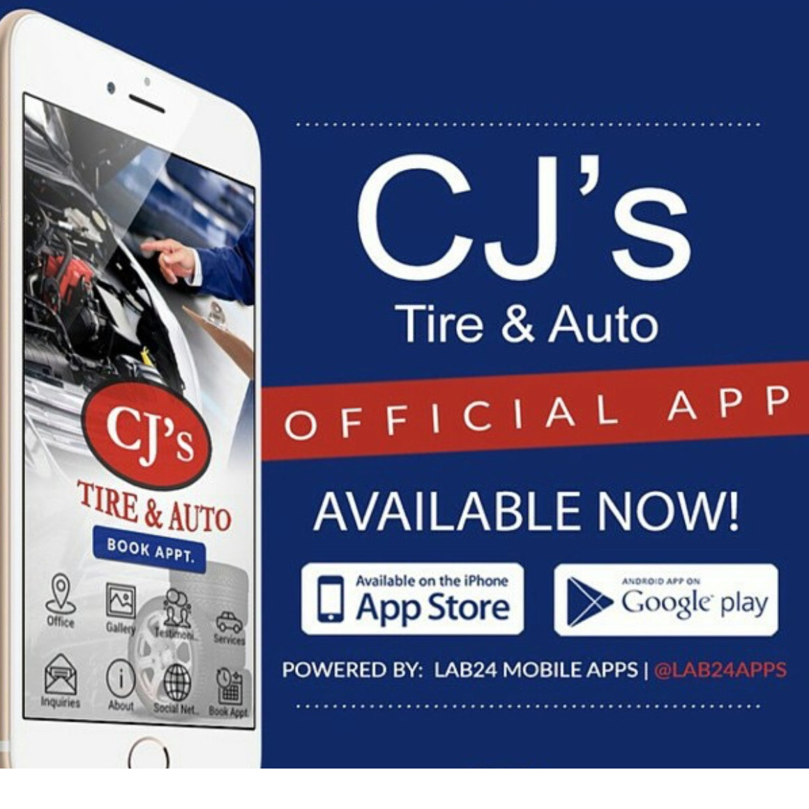 Cjs Tire and Auto Inc