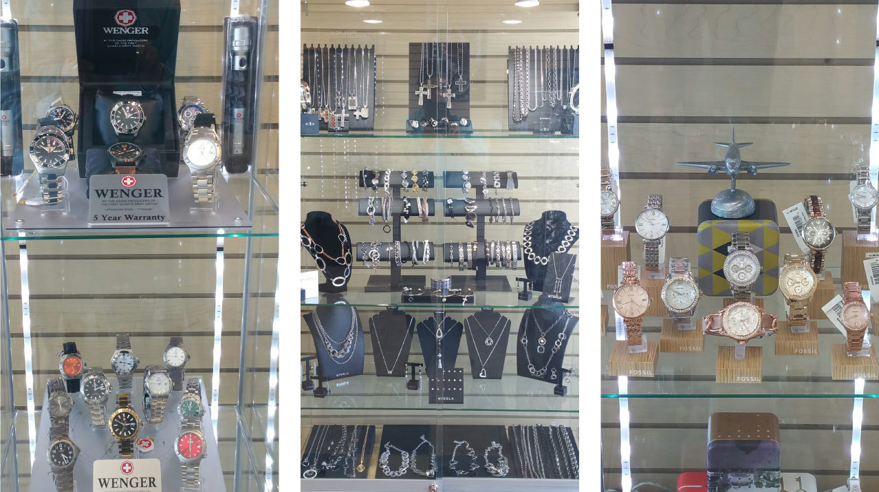 JR Watch & Jewellery in Cambridge: JR Watch & Jewellery Servicing Your Watches & Jewellery Since 1993. Has your jewellery lost its sparkle? Tired of wearing the same old jewellery? Bring it to JR & let them polish & clean it. Trade it in for something else or create a custom item.