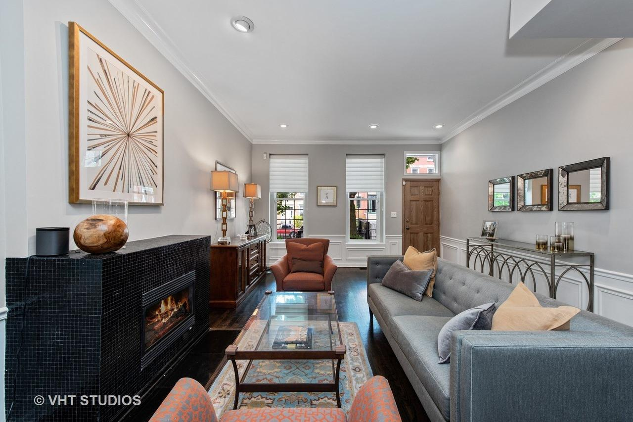 Whether you need a basement renovation or living room update, our remodelers can help!