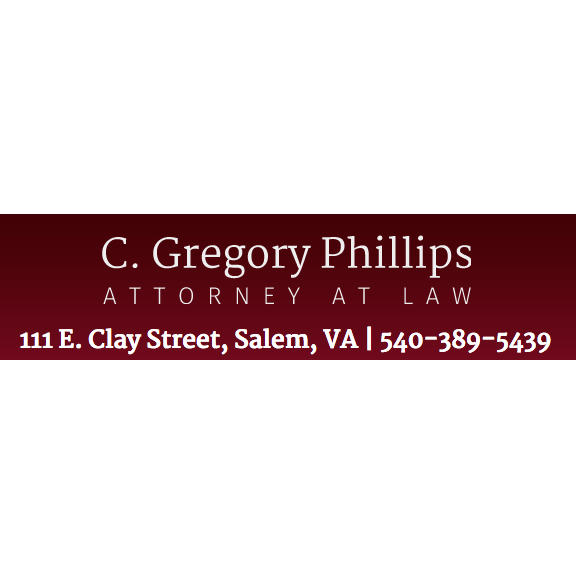 C. Gregory Phillips - Attorney At Law