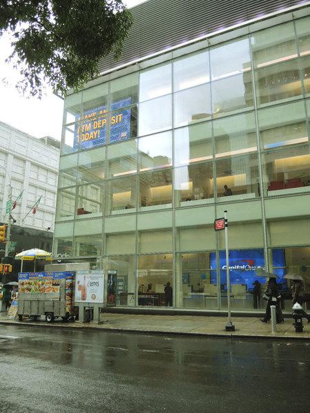 Capital one bank at 991 third ave new york ny on fave for 731 lexington ave new york ny 10022