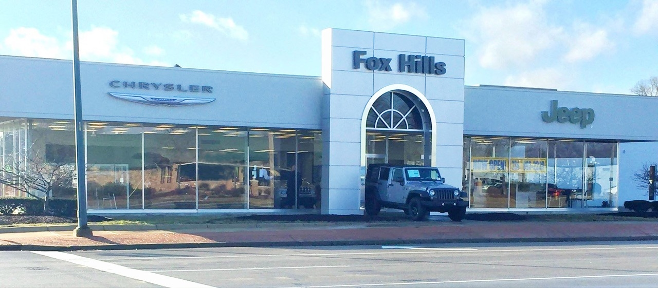 Fox Hills Chrysler Jeep image 3