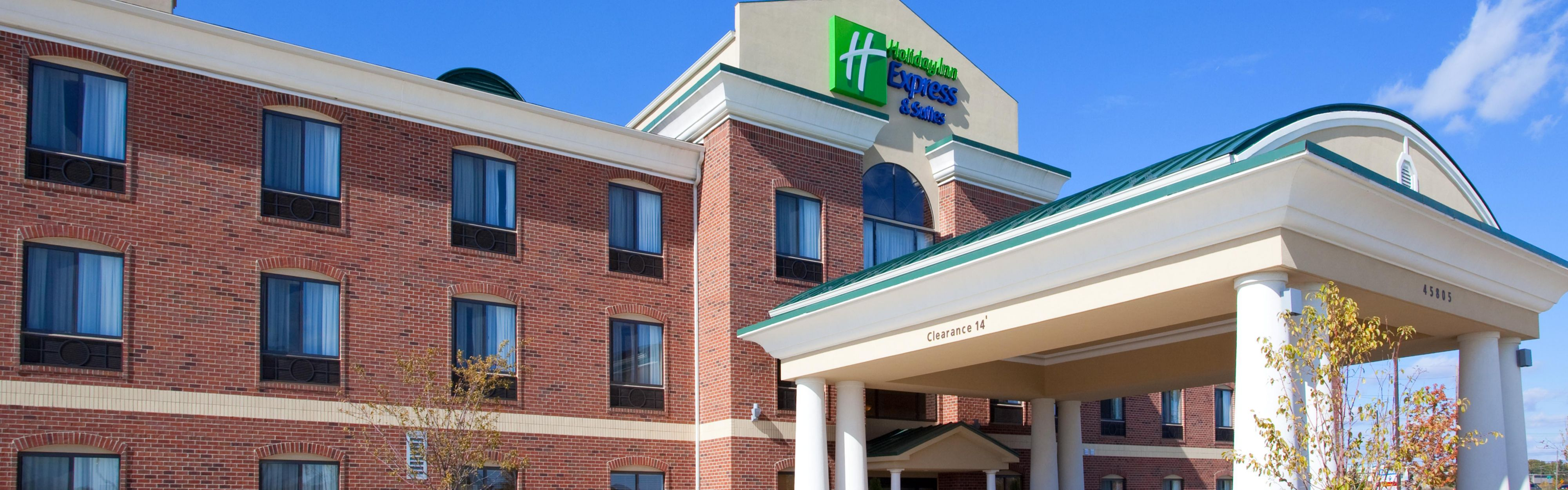 Holiday Inn Express & Suites Chesterfield - Selfridge Area image 0