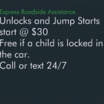 Express Roadside Assistance image 0
