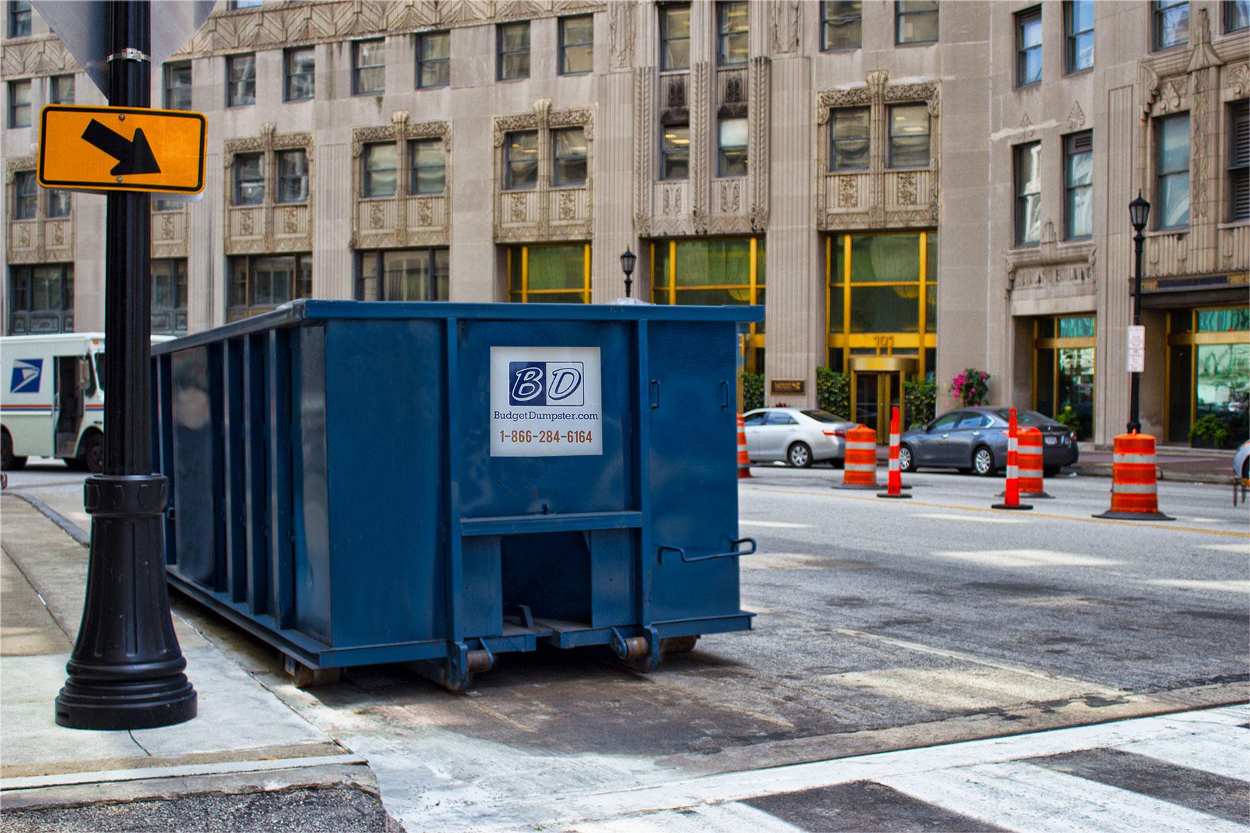 Budget Dumpster Rental image 5