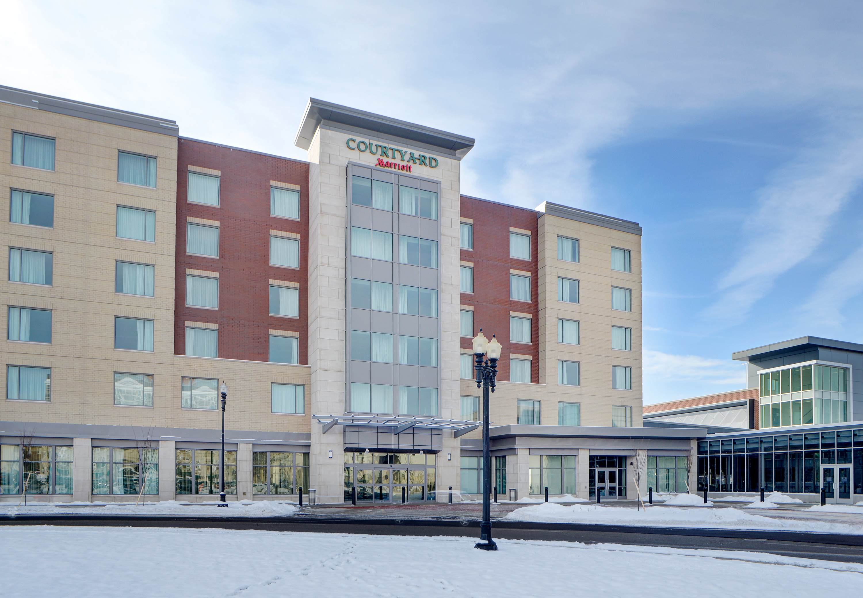 Courtyard by Marriott Muncie at Horizon Convention Center image 14