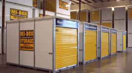 MI-Box Moving & Mobile Storage image 1
