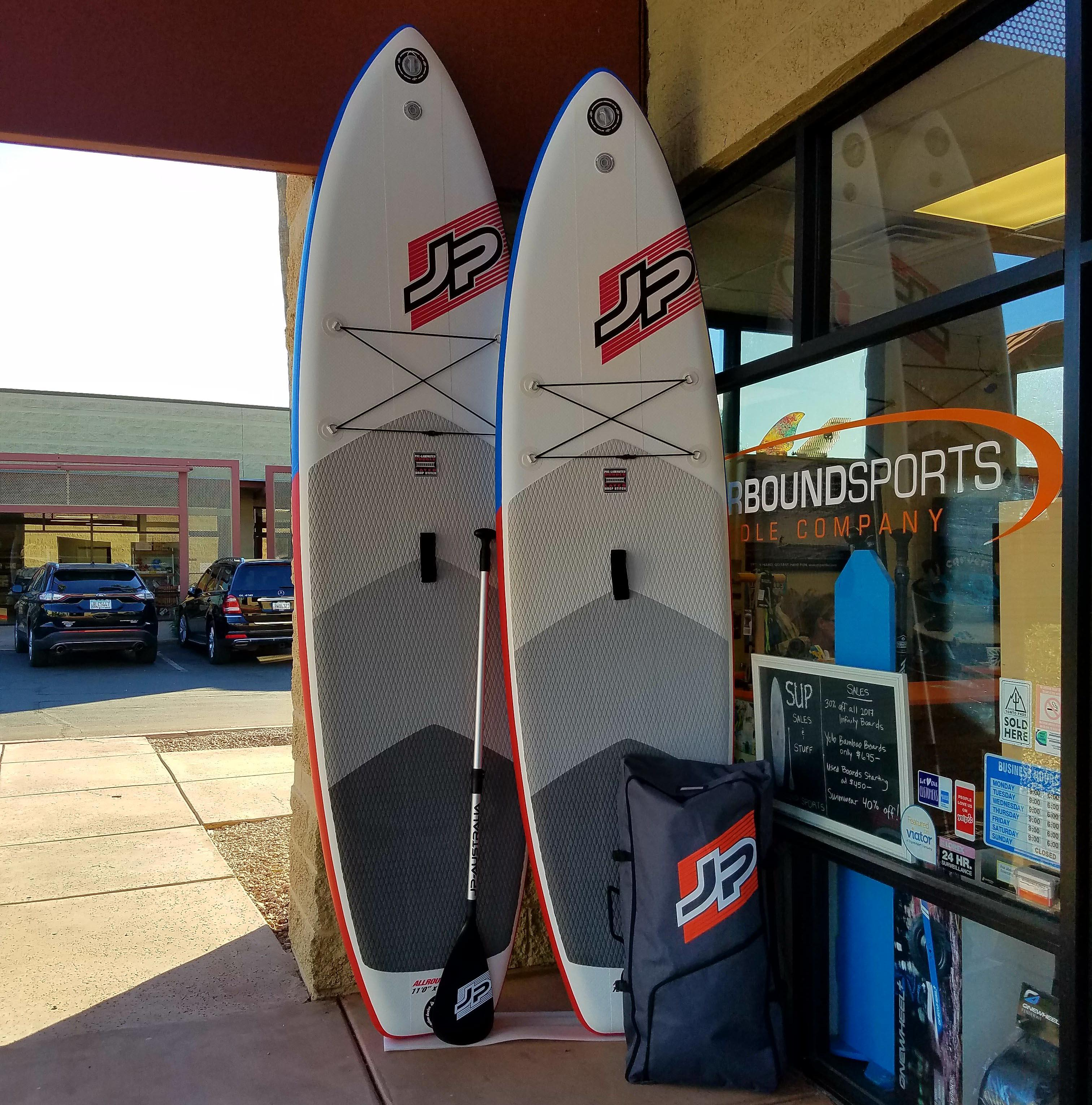 Riverbound Sports Stand Up Paddleboard Shop image 3