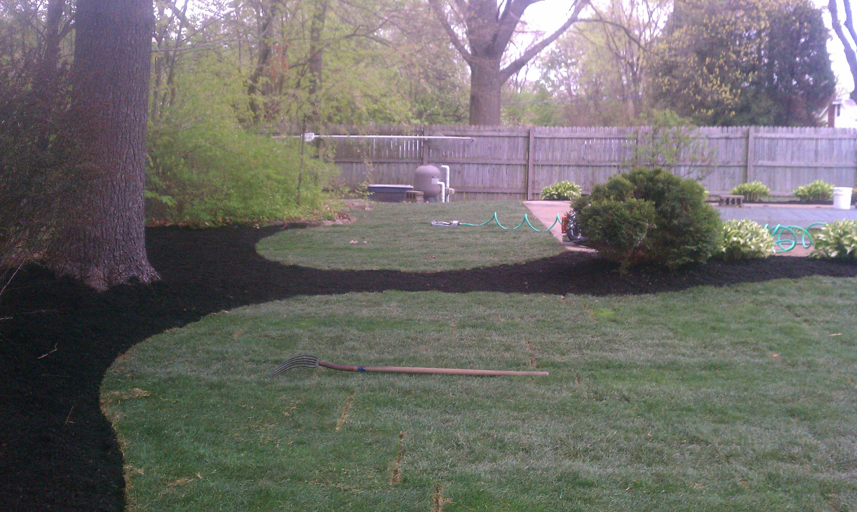 Triple g lawn fertilization lawn care service fort for Local lawn mowing services