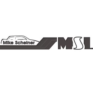 Logo von Autolackiererei Mike Scheiner