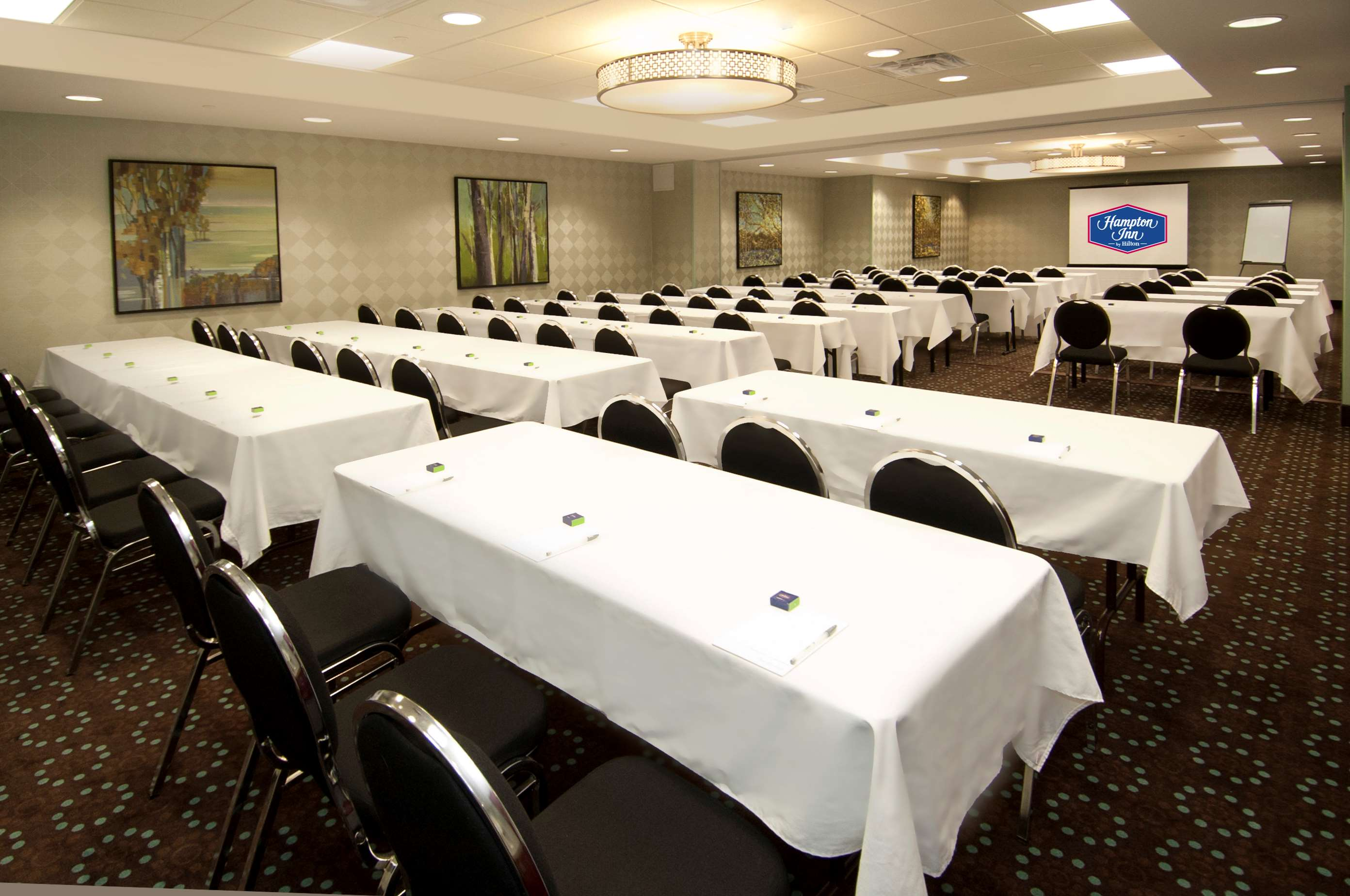Hampton Inn by Hilton Brampton Toronto in Brampton: Meeting Room