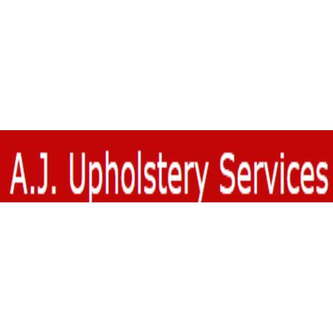 A.J. Upholstery Services